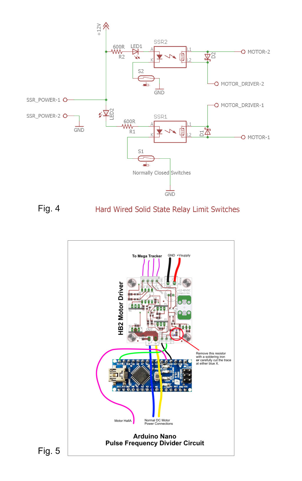 Hall Effects Pulse Signals And Limit Switches Home Csp Inc Circuit Closed Until The Switch Opens Relay Is Ssr Hard Schematic Freqency Divider