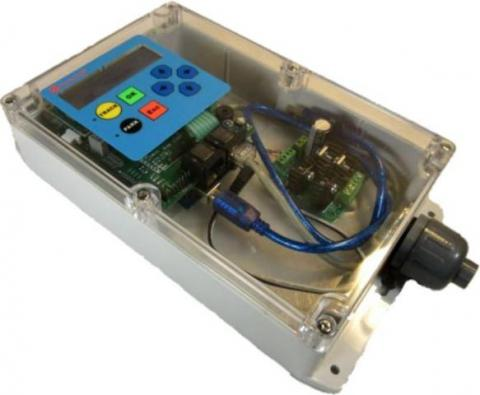 Digital Solar tracking controller